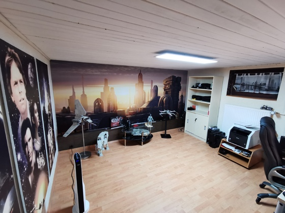 Star Wars Lounge ( Büro )