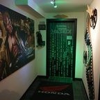 Eingang Matrix