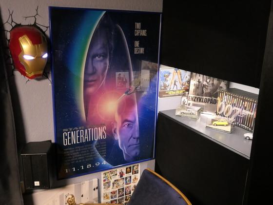 Poster-Ecke