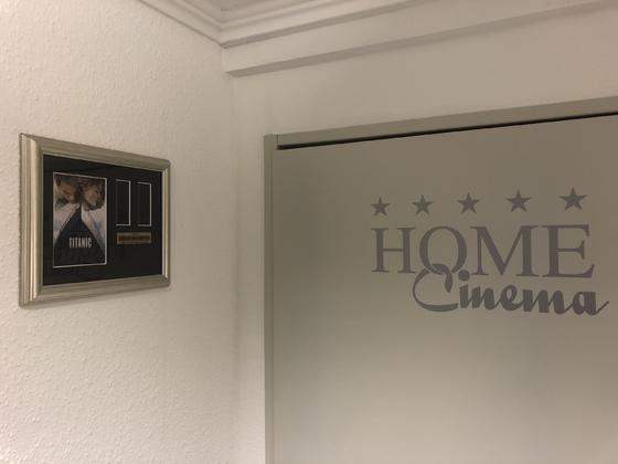 Eingang Kino